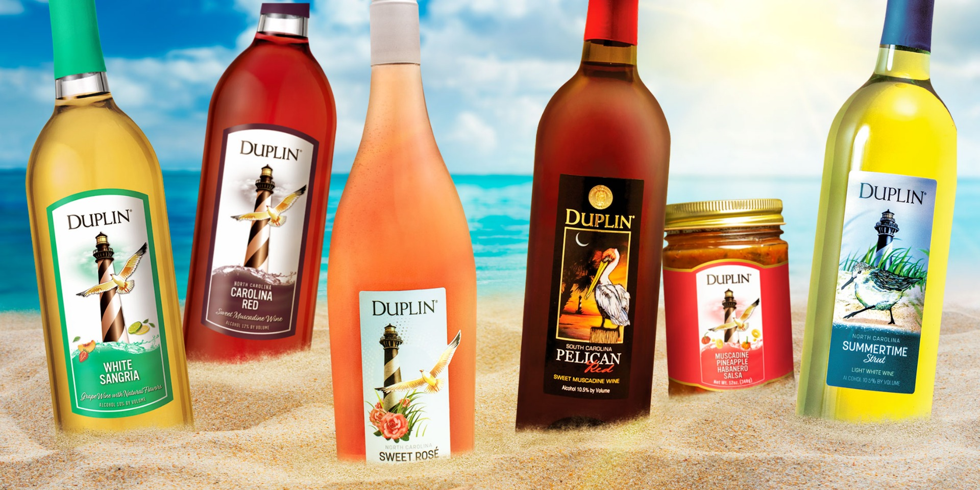 This summer wine tasting is perfect for a girls' weekend.