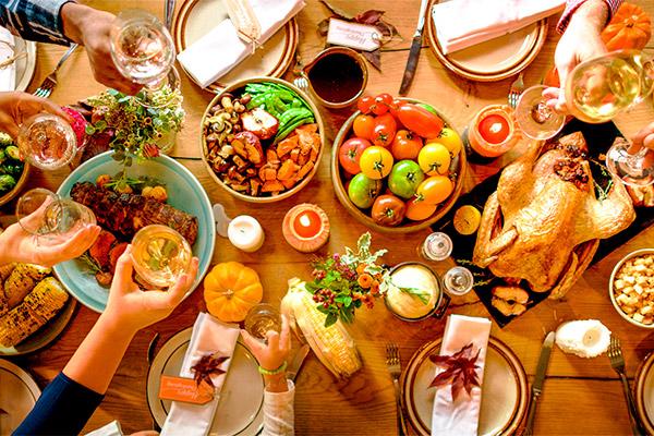 Heritage Thanksgiving