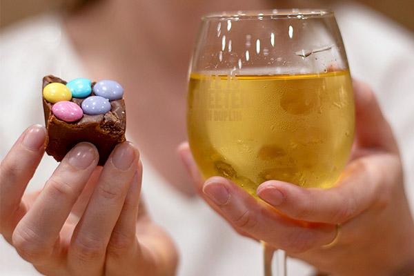 Fudge & Wine Pairing